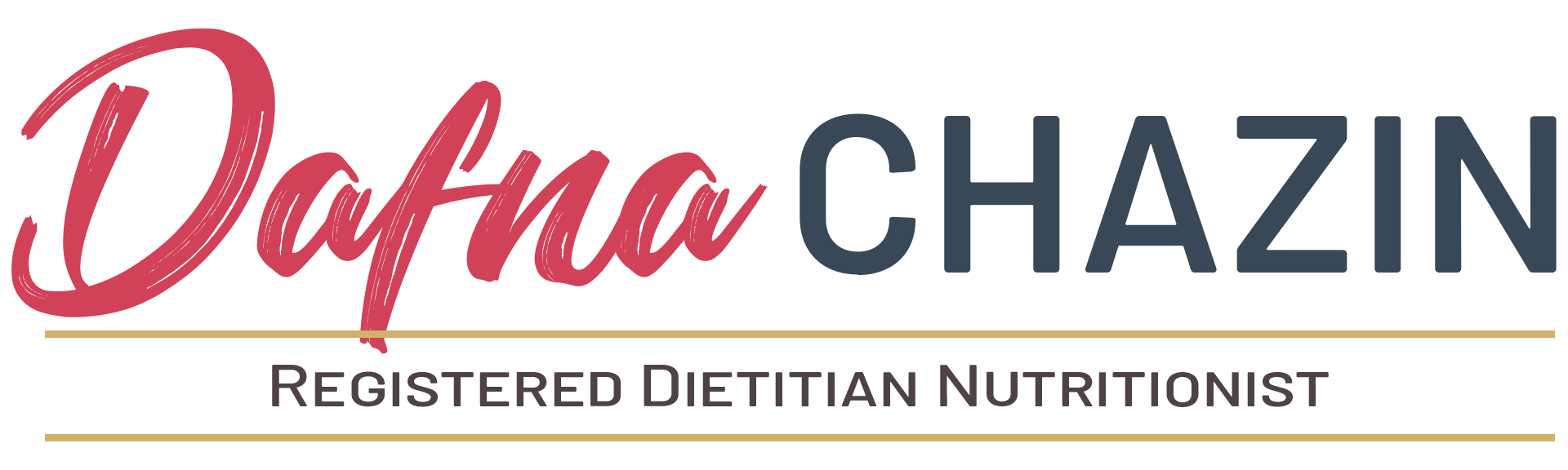 Dafna Chazin RD Registered Dietitian Nutritionist