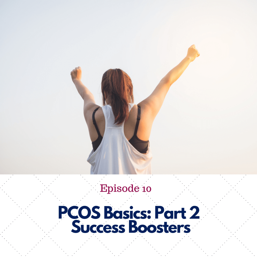 Ep. 10 Success Boosters