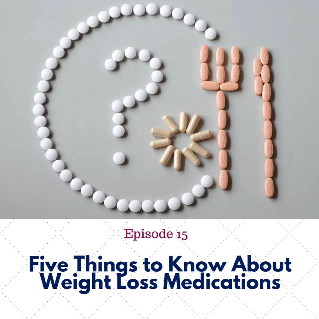 Ep. 15 Weight Loss Meds
